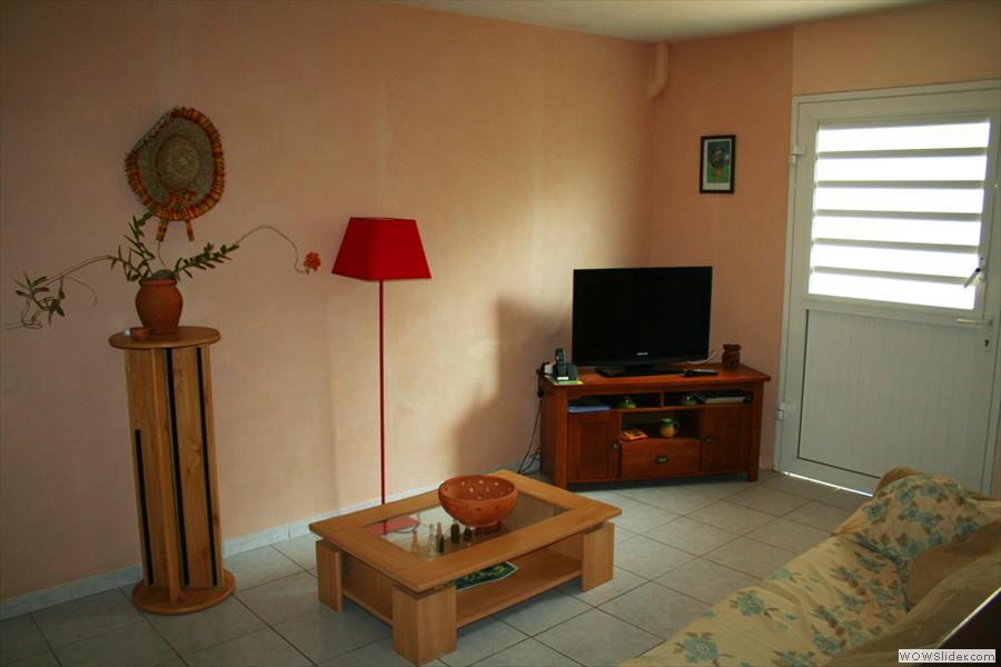 Gite L'abricotier Location saisonnière Martinique